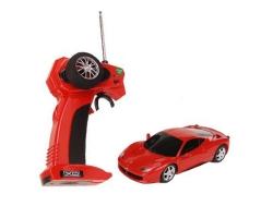 Masina Ferrari cu telecomanda, firma Ferrari